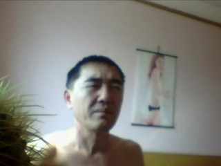 China Dad Handjob Fun
