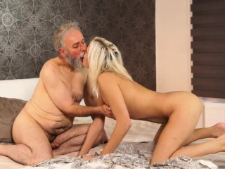 Best Old Man Coupled With Chinese Big Floor Your Girlpartner And